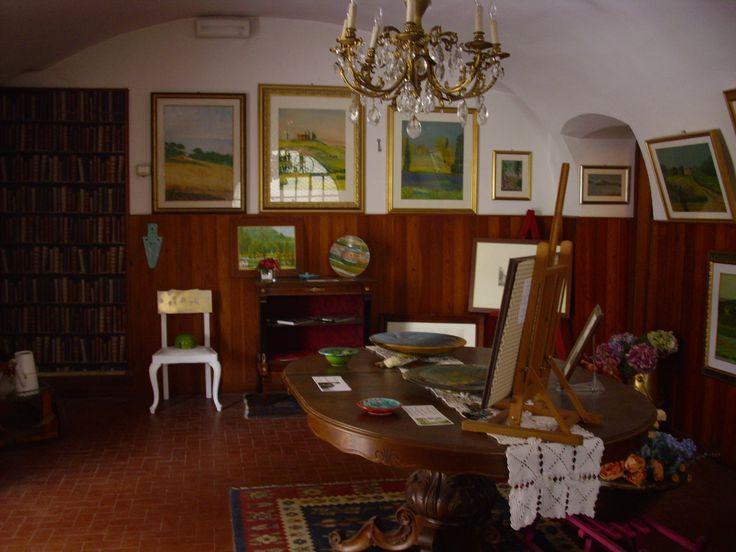 Studio d'Arte di Ferruccio Gallina - Ferruccio Gallina's Art Studio (via Roma 2)