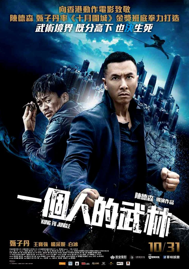 Kung Fu Jungle (2014) #Movies **Like**Pin**Share** ♥ FoLL0W mE @ #ProvenAsTheBest ♥ ╰☆╮ www.provenasthebest.com ╰☆╮