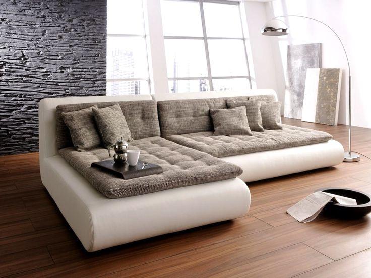 Die besten 25+ Ecksofa schlaffunktion Ideen auf Pinterest | Couch ...