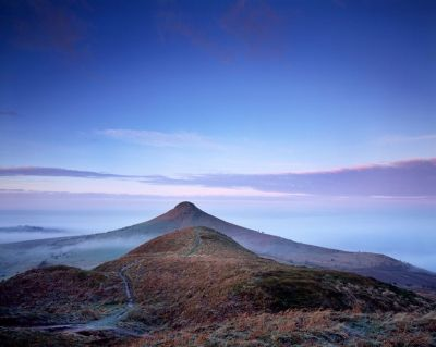 Joe Cornish a specialises in North East (England) landscapes