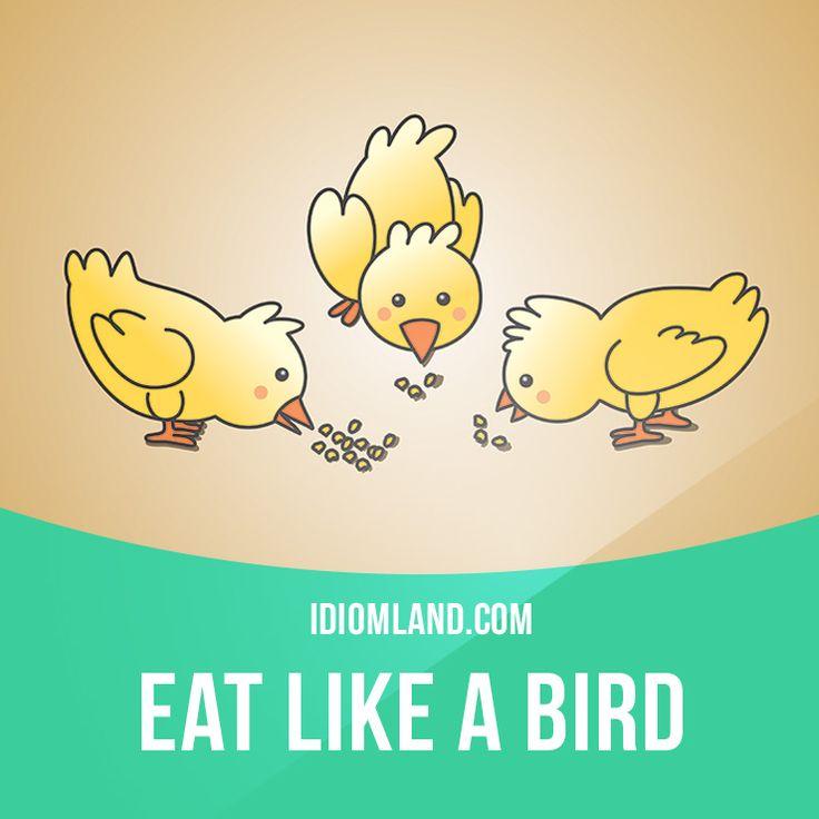 (2016-04) At spise som en fugl