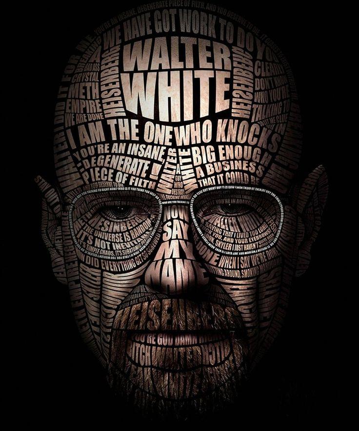 Pôster Breaking Bad - Comprar em Tipici Posters Online