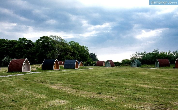 Family-Friendly Glamping Pods in the UK | Luxury Eco-Pod Rentals UK