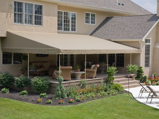1000 Ideas About Deck Canopy On Pinterest Retractable