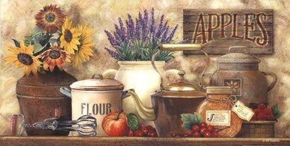 Antique Kitchen