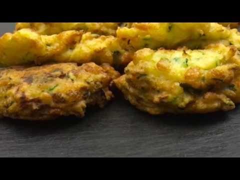 Frittelle di Zucchine e Mozzarella - al.ta.cucina