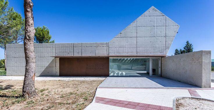 Tanatorio, El Burgo de Ebro (Zaragoza) | Juan Carlos Salas