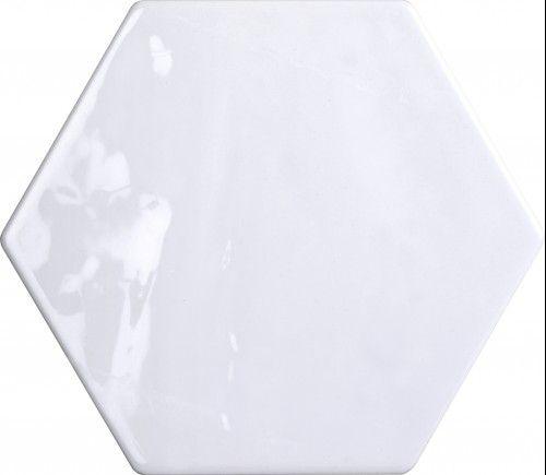 Tonalite Exabright Esagona Bianco 17.5x15.3 см