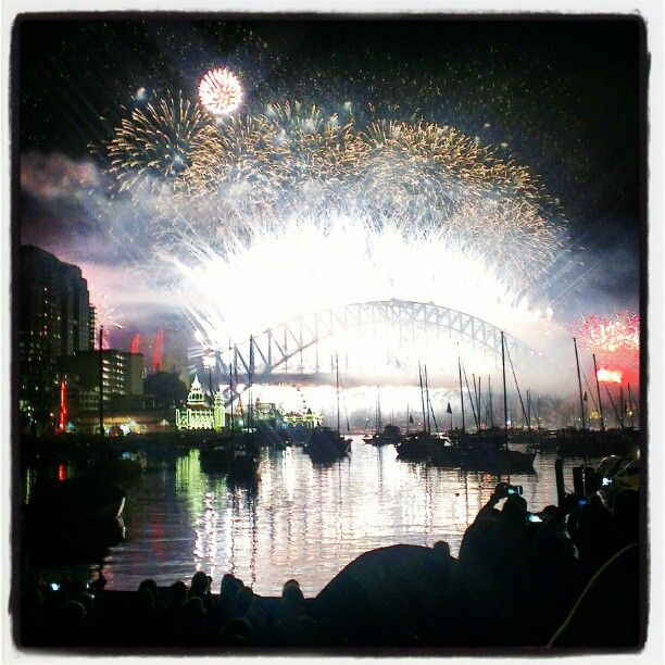 NYE Sydney, Australia | The Travel Tester | www.thetraveltester.com Spend new years eve in Sydney!