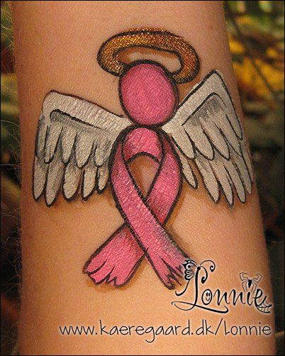 227 best images about girly faces on pinterest face for Breast cancer face tattoos walmart