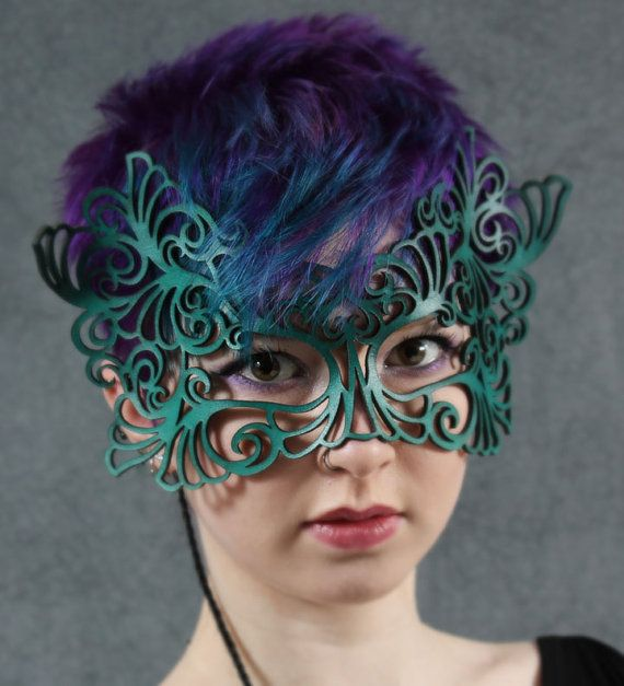 Hey, I found this really awesome Etsy listing at http://www.etsy.com/listing/93542659/rococo-lacy-mask-in-teal-leather