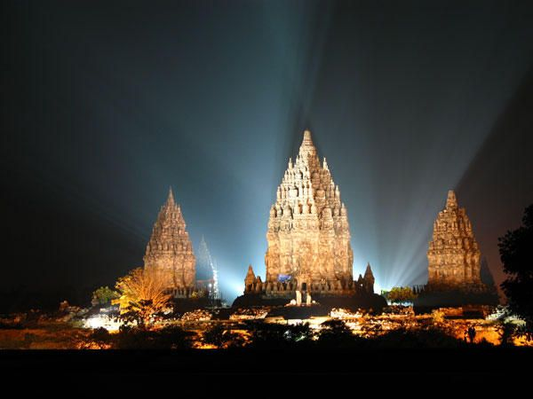Prambanan Temple. #indonesia