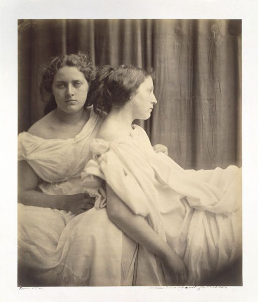 2d. Version of Study after the Elgin Marbles by Julia Margaret Cameron, 1867. l Victoria and Albert Museum