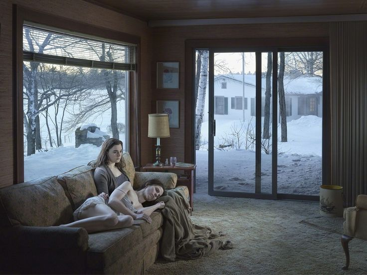 Gregory Crewdson, 'Mother and Daughter', 2014