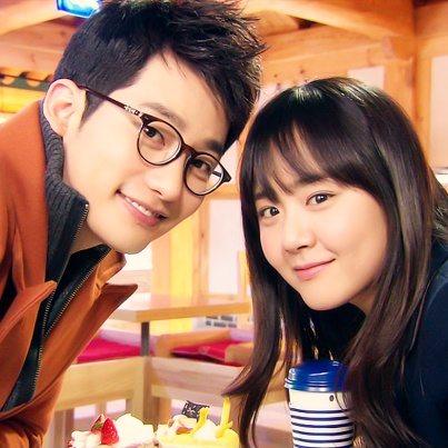 Cheongdam-dong Alice ♥ Moon Geun Young as Alice ♥ Park Shi Hoo as Mad Hatter