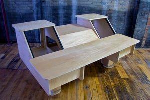 Recording Studio Furniture from 2Egress Sound & Design