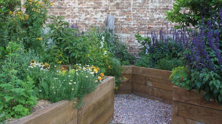 16 best garden images on Pinterest Decks, Backyard patio and