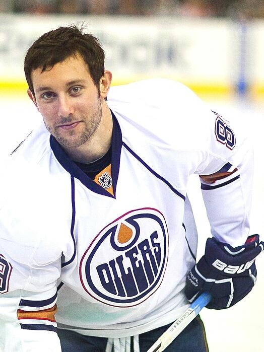 Sam Gagner, Edmonton Oilers