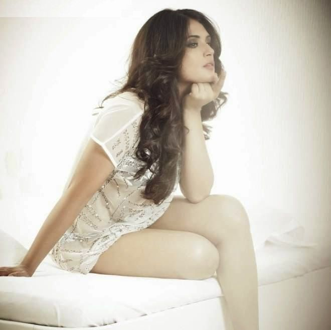 Richa Chadda Hot Bikini Photosoot