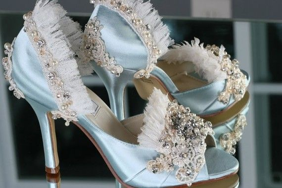 The Marie-Antoinette shoe. I feel like an Austrian in France just looking at them.