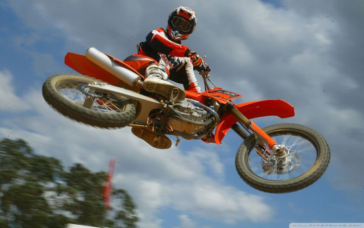 Motocross HD desktop wallpaper Widescreen High Definition