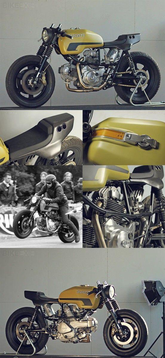 JvB-moto Ducati Pantah