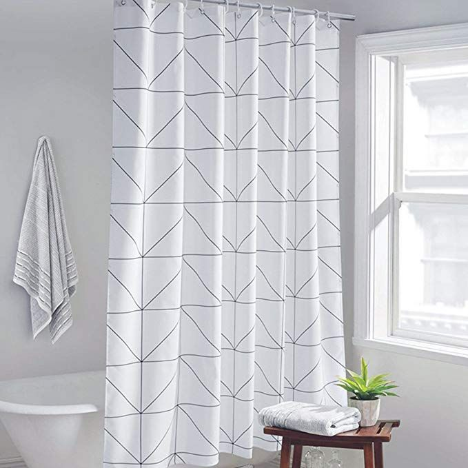 Gwell carreaux rideau de douche baignoire rideau - Anti moisissure salle de bain ...