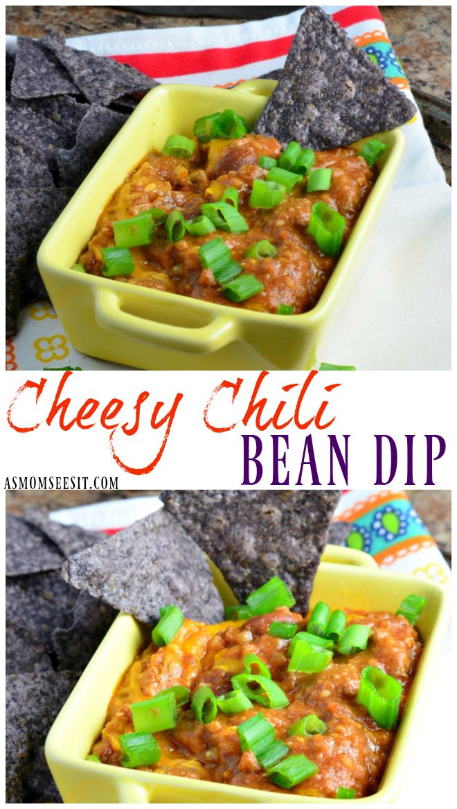 Holiday Party Dish: The most amazing Cheesy Chili Bean Dip -  #ad #MakeHeartburnHistory #CollectiveBias @walgreens