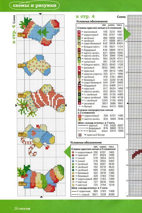 Cross Stitch World: X-mas patterns