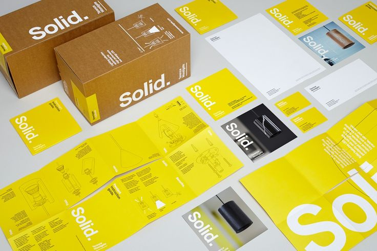 Charlie Smith Design — Terence Woodgate Identity