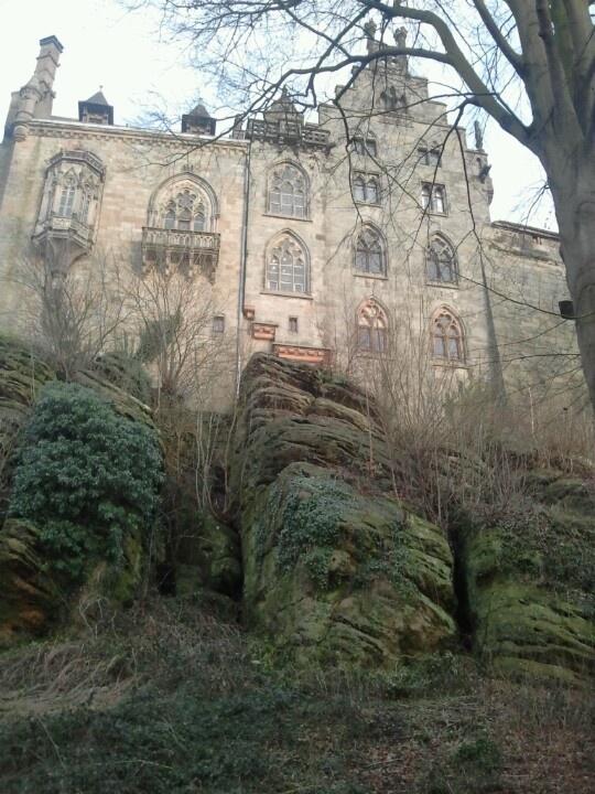 Castle of Bad Bentheim.