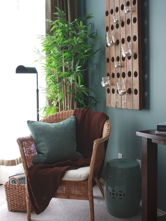 Eklektisk bedroom design, bilder, oppussing, innredning og ideer ...