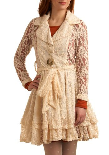 2. Something new. Love this. Might alter so that it's sleeveless though. #modcloth #wedding