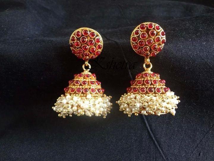 Kammal Jewelry Drop Earrings Earrings