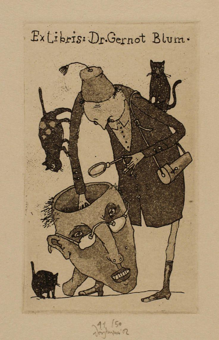 Kay Voigtmann, Art-exlibris.net