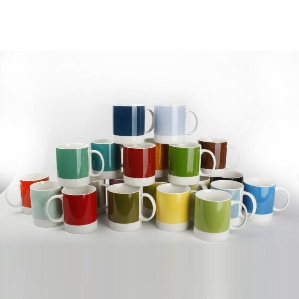 graphic designer mugs in pantone colors