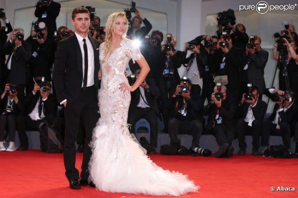 Zac Efron et Maika Monroe : Eblouissants de glamour à la Mostra de Venise