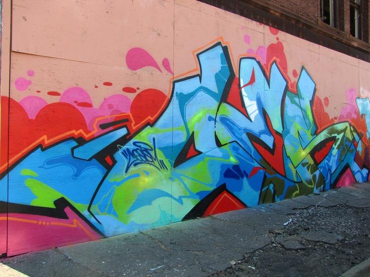 Ces Graffiti | graffiti / street art | Pinterest ...