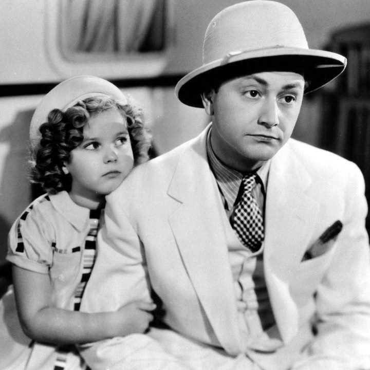 #TCM is changing its previously scheduled programming for Sunday, March 9, 2014, in order to honor the late #ShirleyTemple (1928-2014).  Here is the new schedule line-up:  4:30 PM  #Heidi #1937 ★✩★ 6:15 PM  #Stowaway #1936 ★✩★  8:00 PM  #BrightEyes #1934 ★✩★  9:30 PM   #TheLittlePrincess #1939 ★✩★  11:15 PM  #IllBeSeeingYou #1944 ★✩★  12:45 AM  #TheBachelorandtheBobbySoxer #1947 ★✩★  2:30 AM  #AKissForCorliss #1949 ★✩ 4:15 AM  #ThatHagenGirl #1947 ★ (click pic for more info)
