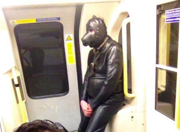 Subway Couture, il sito della gente strana in metro