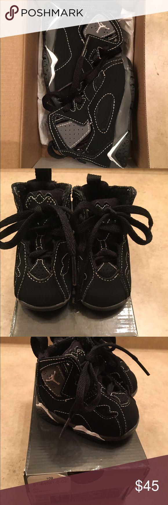 Jordan True Flight infant size 2 Like new Jordan True Flight. Jordan Shoes Sneakers