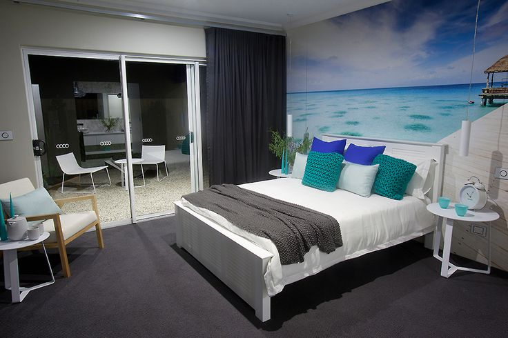 This beautiful room is part of the #SouthportPlatinum display home, designed and built by #HomeGroupWA.