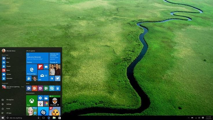 How to Use and Tweak the Start Screen in Windows 10   News & Opinion    PCMag.com