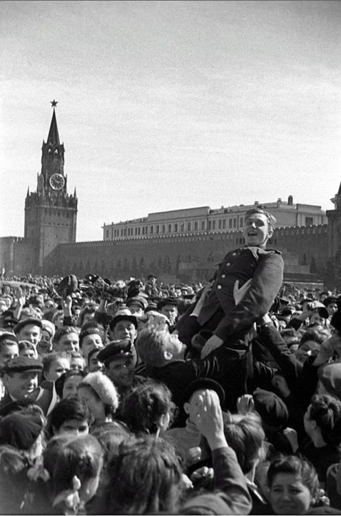 Congratulations on the Great Victory Day!