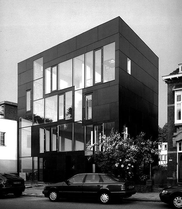 Double House, Utrecht, Holanda, 1995-97