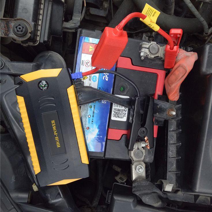 Лунда 19B автомобиль скачок стартер большой разряда diesel power bank для автомобиля Двигатель автомобиля Booster начать Перемычка батареикупить в магазине LUNDA Official StoreнаAliExpress