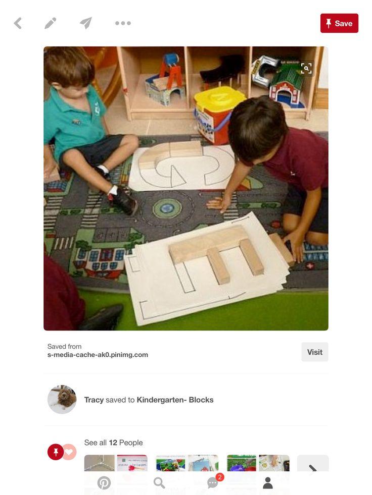 76 best Kindergarten- Blocks images on Pinterest | Day care, Toys ...