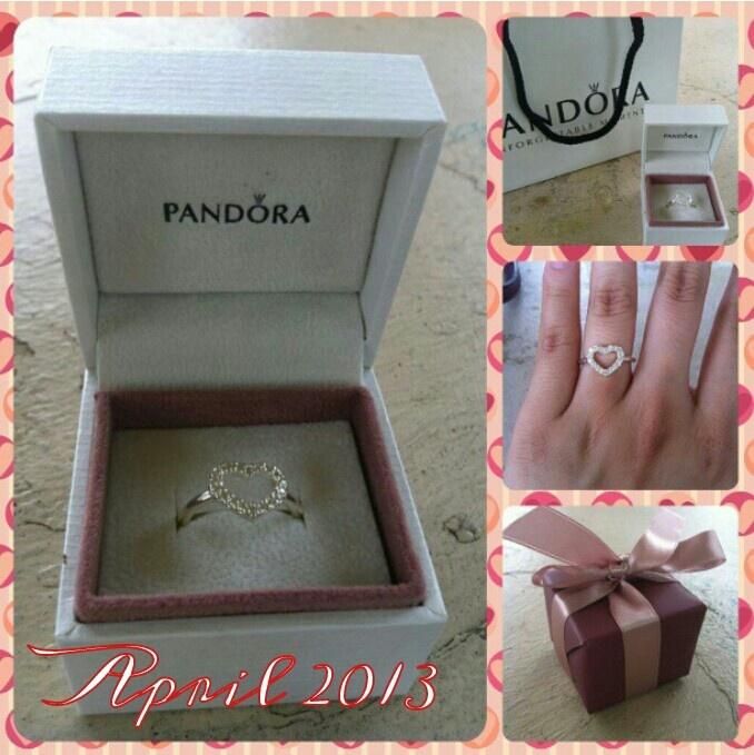 Pandora Be My Valentine Ring Accessorize It Pinterest