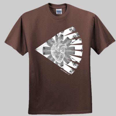 """Great Heart"" Designer Ethical Streetwear by Salamanda Co - Salamanda Co"