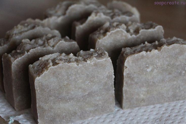 Мыло с глиной